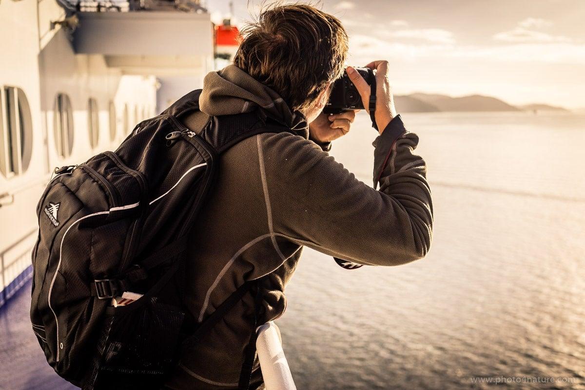 Mit der Kamera auf Reisen