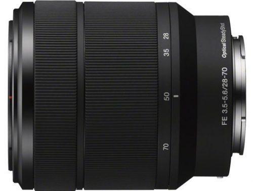 FE 28–70 mm F 3,5–5,6 OSS