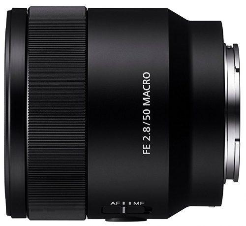 FE 50 mm F2,8 Makro