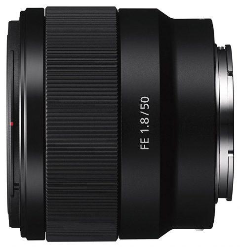 FE 50mm F1.8