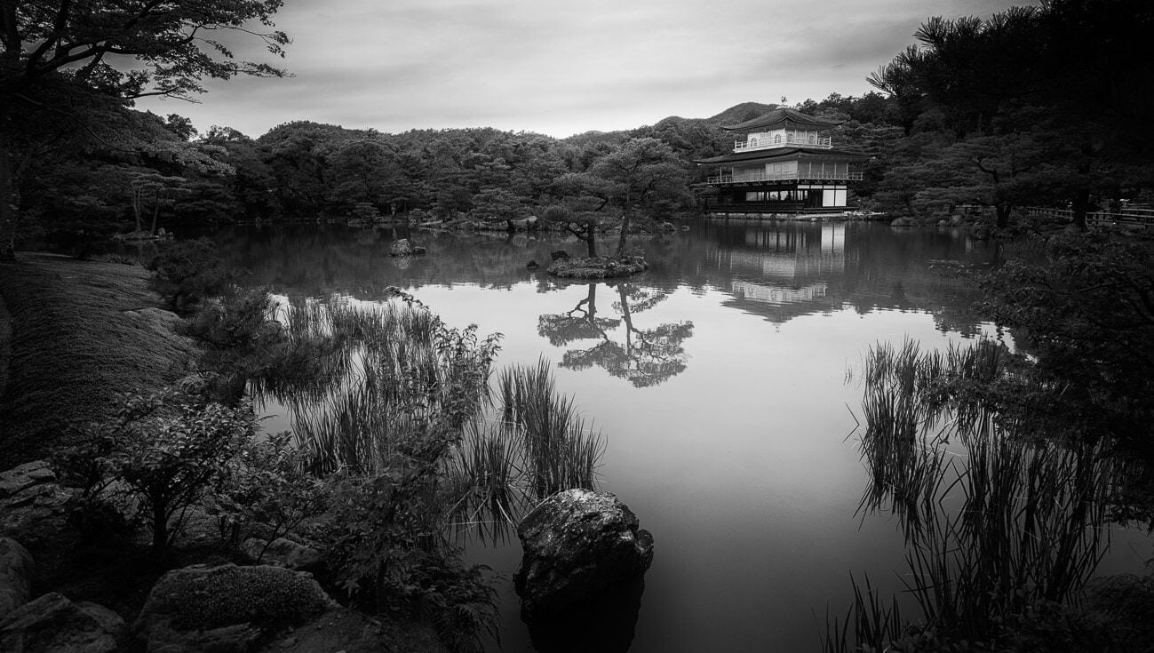 Kinkaku-ji, Japan, 2017
