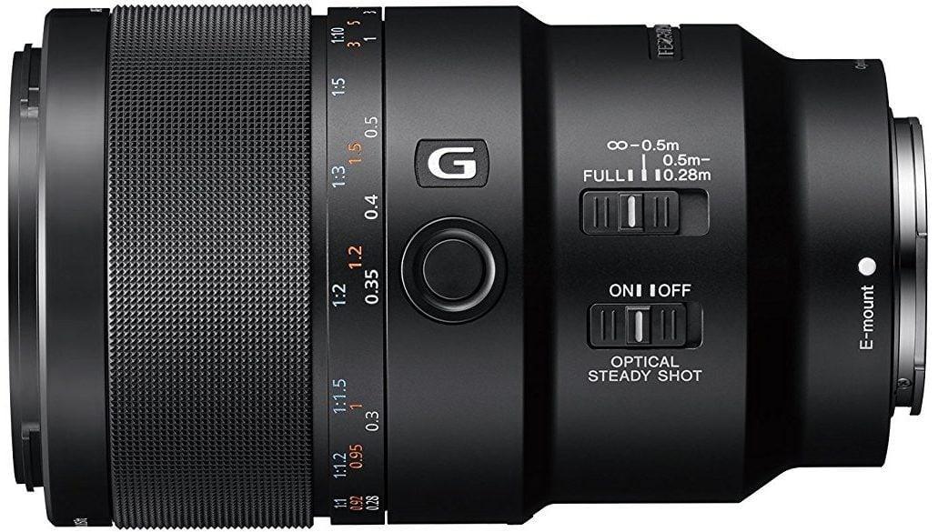 FE 90 mm F2.8 G OSS Makro