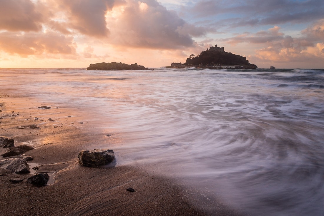 St. Michael's Mount, Cornwall, England, 2015