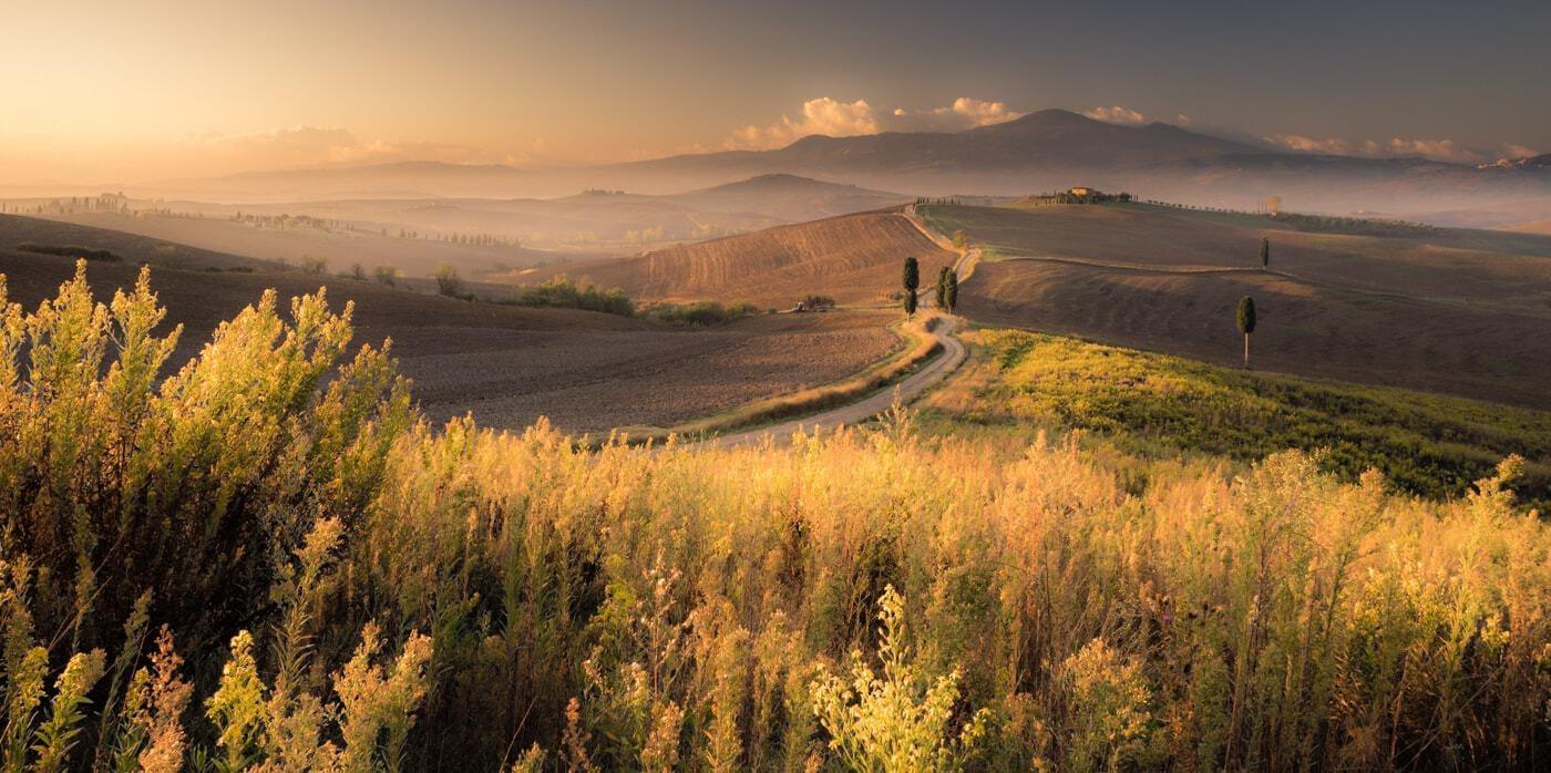 Tuscany, Italy, 2016