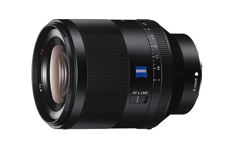 Sony SEL-50F14Z Zeiss Standard Objektiv
